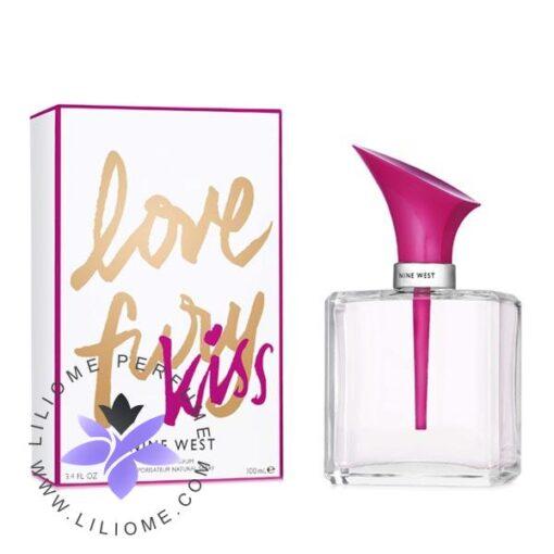 عطر ادکلن ناین وست لاو فیوری کیس-Nine West Love Fury Kiss