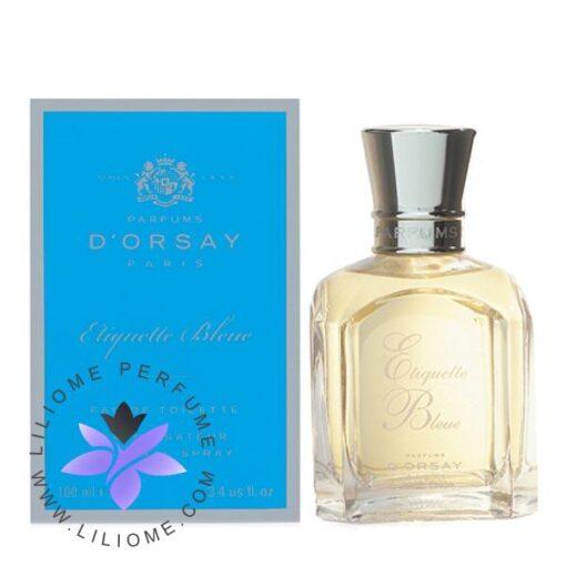عطر ادکلن دورسی اتیکت بلو-D`Orsay Etiquette Bleue