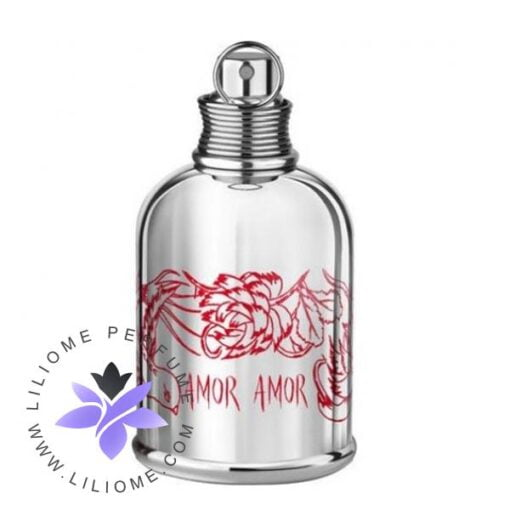 عطر ادکلن کاشارل آمور آمور بای لیلی چوی سفید-Cacharel Amor Amor by Lili Choi