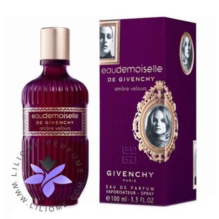 عطر ادکلن جیوانچی اودوموزل د جیوانچی آمبر ولورز-Givenchy Eaudemoiselle de Givenchy Ambre Velours