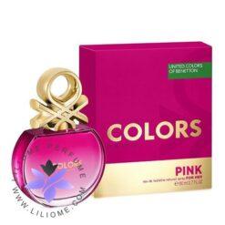 عطر ادکلن بنتون کالرز د بنتون پینک-Benetton Colors de Benetton Pink