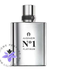 عطر ادکلن آگنر نامبر وان پلاتینیوم-Aigner No 1 Platinum