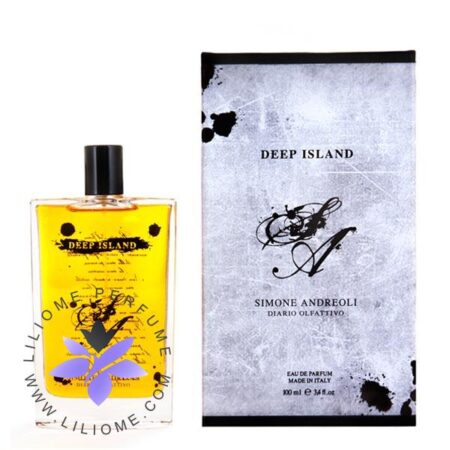 عطر ادکلن سیمونه آندرئولی دیپ آیلند-Simone Andreoli Deep Island