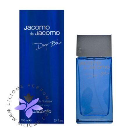 عطر ادکلن جاکومو د جاکومو دیپ بلو-Jacomo de Jacomo Deep Blue
