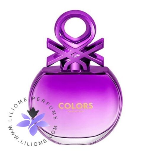 عطر ادکلن بنتون کالرز د بنتون پورپل-Benetton Colors de Benetton Purple