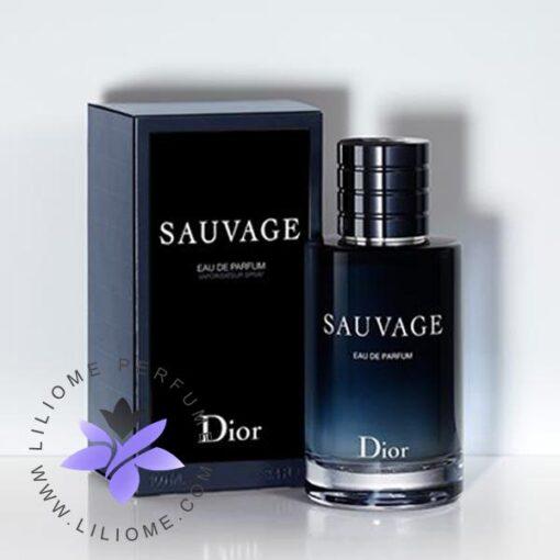 عطر ادکلن دیور ساواج ادو پرفیوم-Dior Sauvage Eau de Parfum