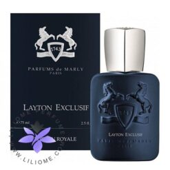 عطر ادکلن پارفومز دمارلی لیتون اکسکلوسیف-Parfums de Marly Layton Exclusif