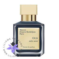 عطر ادکلن فرانسیس کرکجان عود ساتین مود اکستریت د پرفیوم-Maison Francis Kurkdjian Oud Satin Mood Extrait de parfum