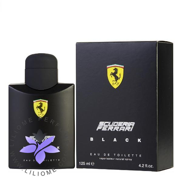 عطر ادکلن فراری اسکودریا بلک-Ferrari Scuderia Black