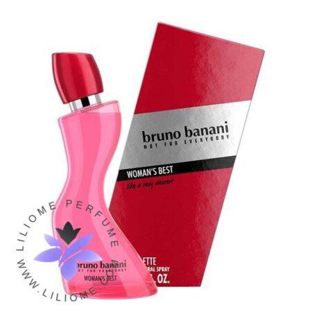 عطر ادکلن برونو بنانی وومن بست-Bruno Banani Woman's Best
