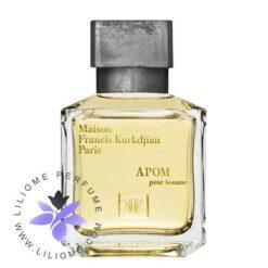 عطر ادکلن فرانسیس کرکجان اپوم پور هوم-Maison Francis Kurkdjian APOM Pour Homme