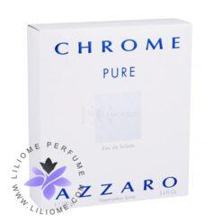 عطر ادکلن آزارو کروم پیور-Azzaro Chrome Pure
