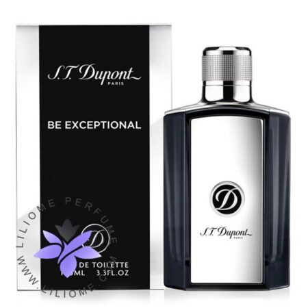 عطر ادکلن اس تی دوپونت بی اکسپشنال-S.t Dupont Be Exceptional