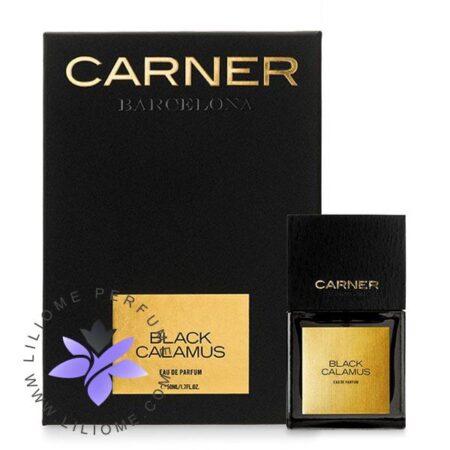 عطر ادکلن کارنر بارسلونا بلک کالاموس-Carner Barcelona Black Calamus