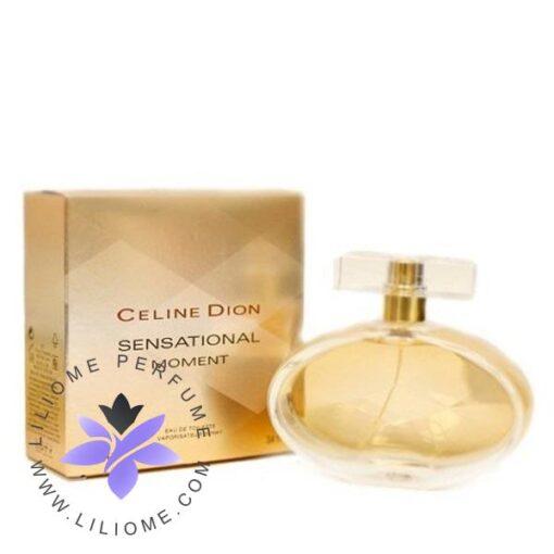 عطر ادکلن سلین دیون سنسشنال مومنت-Celine Dion Sensational Moment