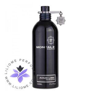 عطر ادکلن مونتاله عود لیم-Montale Aoud Lime