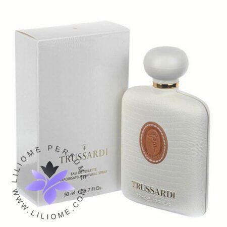 عطر ادکلن تروساردی زنانه-سفید-Trussardi Trussardi