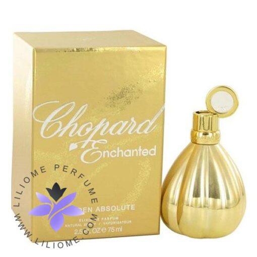 عطر ادکلن شوپارد-چوپارد انچانتد گلدن ابسولوت-Chopard Enchanted Golden Absolute