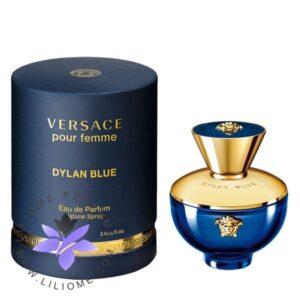 عطر ادکلن ورساچه پور فم دیلان بلو-Versace Pour Femme Dylan Blue