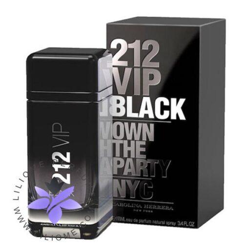 عطر ادکلن کارولینا هررا 212 وی آی پی بلک-Carolina Herrera 212 VIP Black