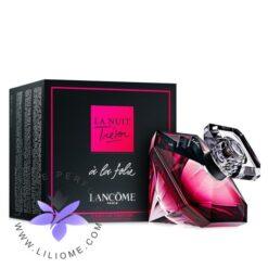 عطر ادکلن لانکوم لا نویت ترزور ای لا فولی-Lancome La Nuit Trésor à la Folie