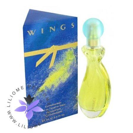 عطر ادکلن جورجیو بورلی هیلز وینگز زنانه-Giorgio Beverly Hills Wings