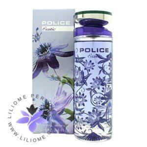 عطر ادکلن پلیس اکزاتیک-Police Exotic