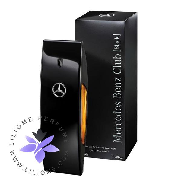 عطر ادکلن مرسدس بنز کلاب بلک-Mercedes Benz Club Black