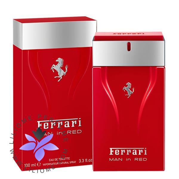 عطر ادکلن فراری من این رد-Ferrari Man in Red