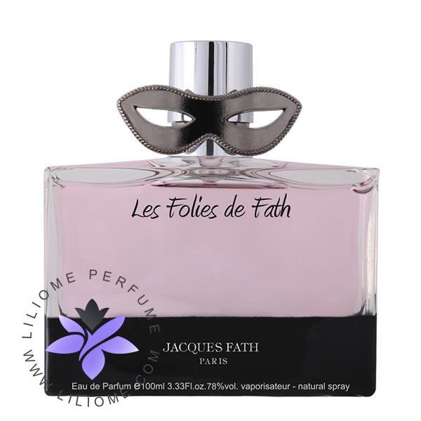 عطر ادکلن ژاک فت لس فولیز د فت-Jacques Fath Les Folies de Fath