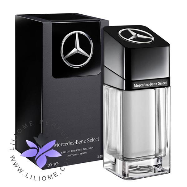عطر ادکلن مرسدس بنز سلکت-Mercedes Benz Select