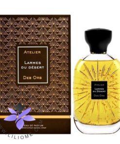 عطر ادکلن آتلیه دس اورس لارمس دو دیزرت-Atelier des Ors Larmes du Désert