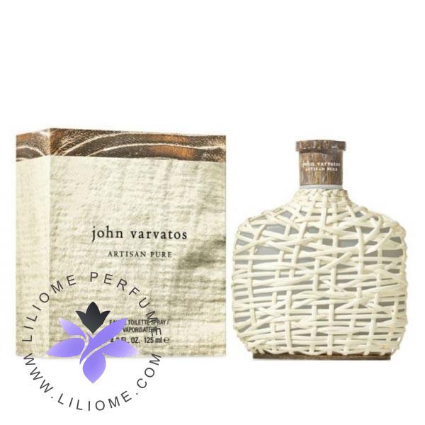 عطر ادکلن جان وارواتوس آرتیسان پیور-John Varvatos Artisan Pure
