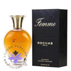 عطر ادکلن روشاس فم روشاس-Rochas Femme Rochas