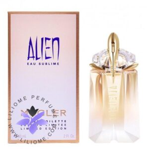 عطر ادکلن تیری موگلر الین او سوبلیم-Thierry Mugler Alien Eau Sublime