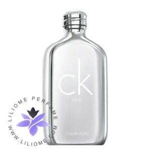 عطر ادکلن سی کی وان پلاتینیوم ادیشن-CK One Platinum Edition