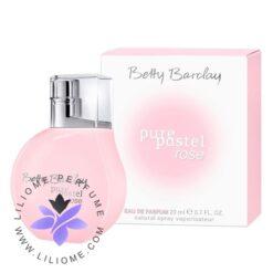 عطر ادکلن بتی بارکلی پیور پاستل رز-Betty Barclay Pure Pastel Rose