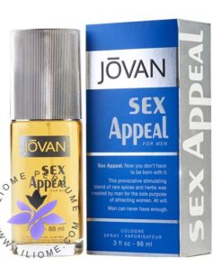 عطر ادکلن جوان اپیل-آبی-Jovan S-x Appeal