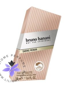 عطر ادکلن برونو بنانی درینگ زنانه-Bruno Banani Daring Woman