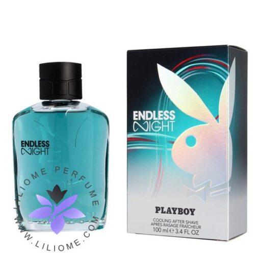 عطر ادکلن پلی بوی اندلس نایت مردانه-Playboy Endless Night For Him