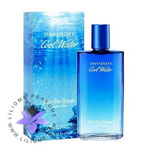 عطر ادکلن دیویدوف کول واتر اینتو د اوشن مردانه-Davidoff Cool Water Into The Ocean for Men