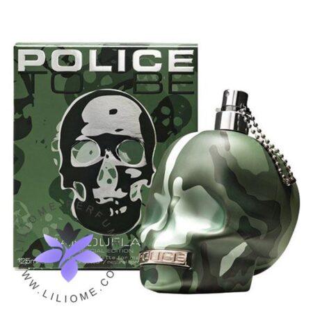 عطر ادکلن پلیس تو بی کاموفلاژ-Police To Be Camouflage