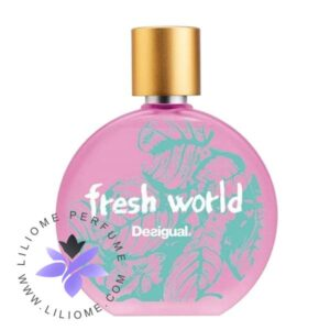 عطر ادکلن دسیگوال فرش ورلد-Desigual Fresh World