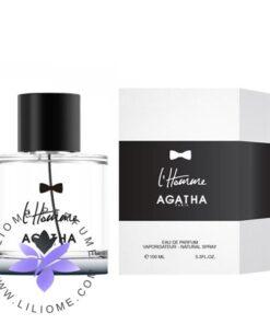 عطر ادکلن آگاتا پاریس لهوم ادو پرفیوم-Agatha Paris L'Homme Eau de Parfum