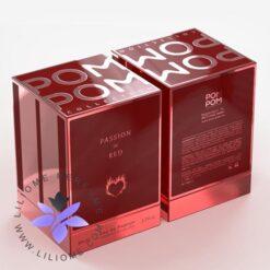 عطر ادکلن پوم پوم پشن این رد-قرمز-Pom Pom Passion In Red