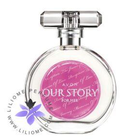 عطر ادکلن آون اور استوری زنانه-Avon Our Story For Her