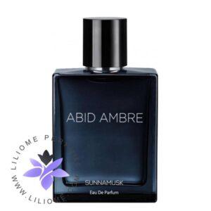 عطر ادکلن ساناماسک عبید آمبر ادو پرفیوم-Sunnamusk Abid Ambre Eau de Parfum
