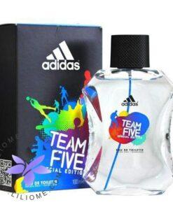 عطر ادکلن آدیداس تیم فایو-Adidas Team Five
