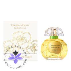 عطر ادکلن هوبیگانت کولکز فلورز جاردین سکرت کالکشن پرایوی-Houbigant Quelques Fleurs Jardin Secret Collection Privee