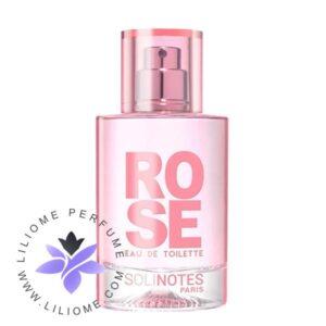 عطر ادکلن سولینوتس رز-Solinotes Rose